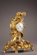 Pendule-Louis-XV-dragon-angelot-antictac